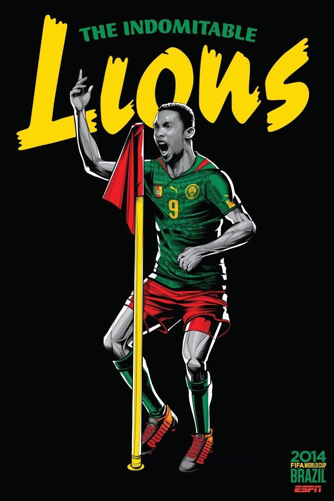 32 selecciones del Mundial Brasil 2014