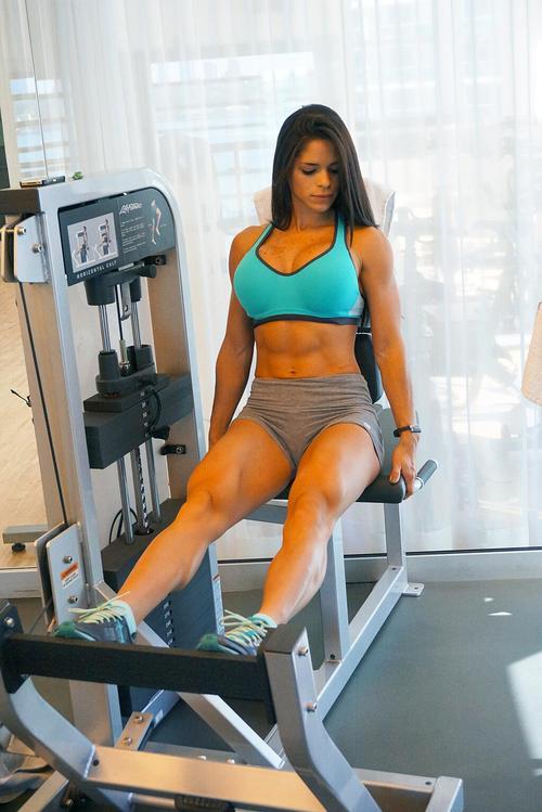 Las chicas del Gym.