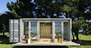 ¿Vivirías en un container? 15 ejemplos de personas que viven en uno