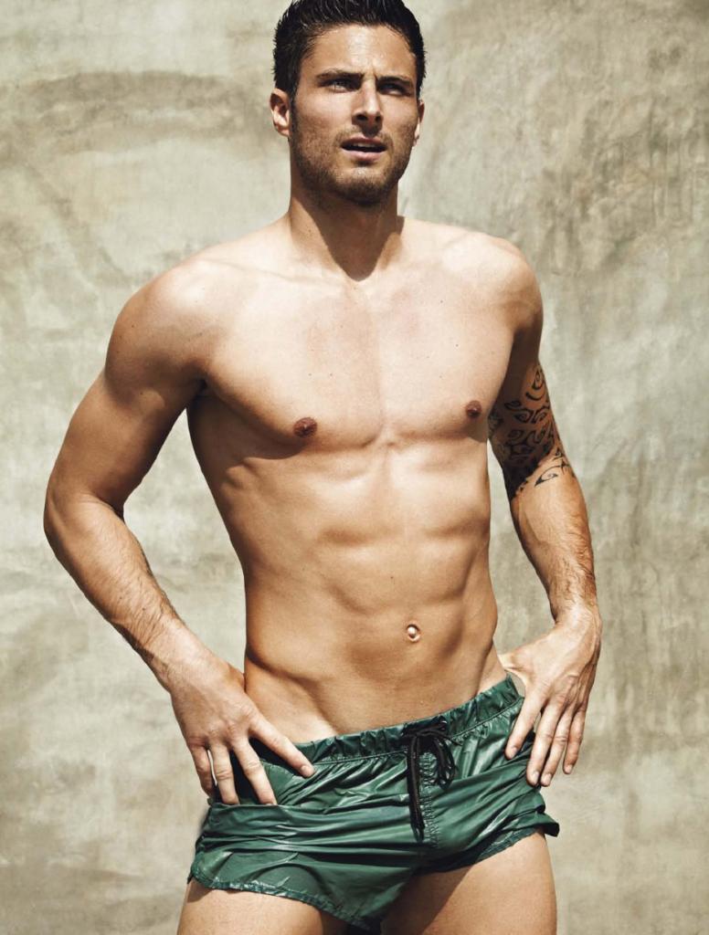 Los futbolistas más hot de Brasil 2014