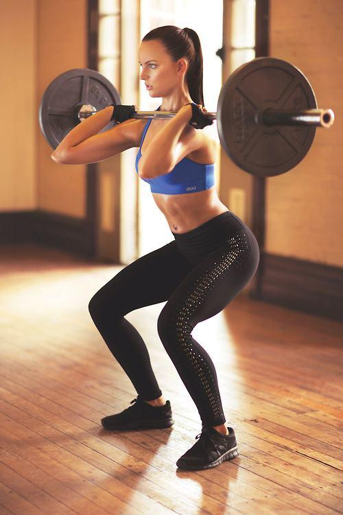 Las chicas más guapas del gym vienen a motivarnos