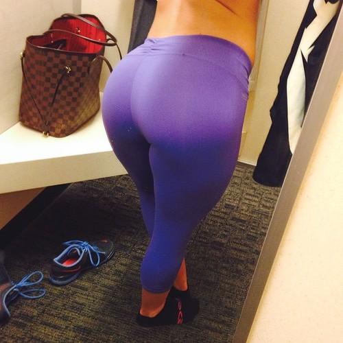 Yoga Pants inspiración y ejercicio