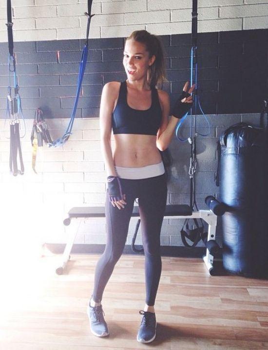 Los mejores ejercicios para los glúteos by Jen Selter