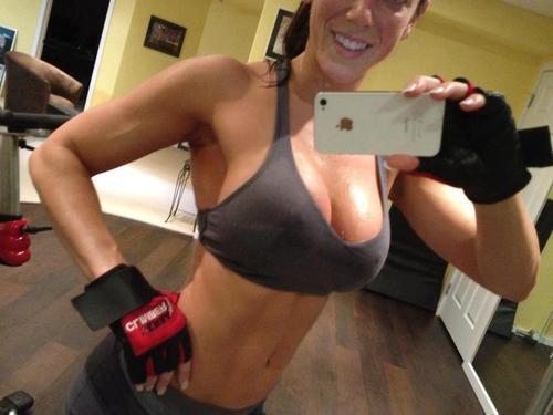 Miércoles de motivación con las chicas del gym