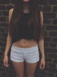 short shorts1