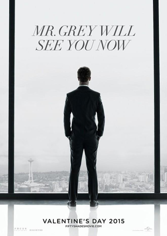 Imperdible Trailer Oficial de las 50 Sombras de Grey