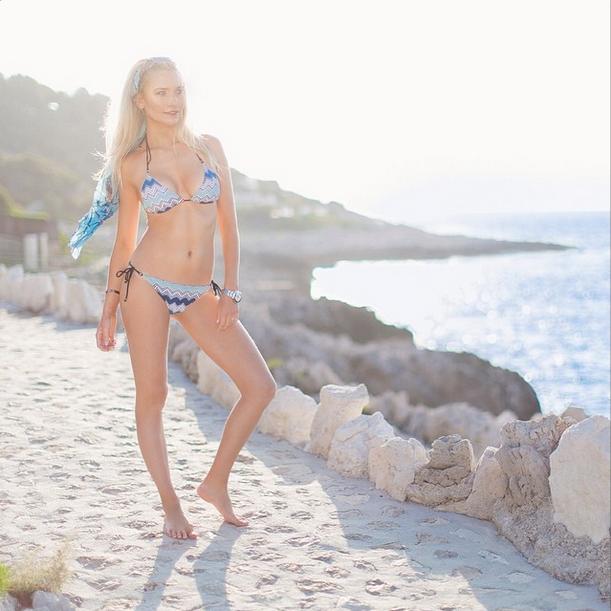 10 Cuentas de Instagram con chicas en forma