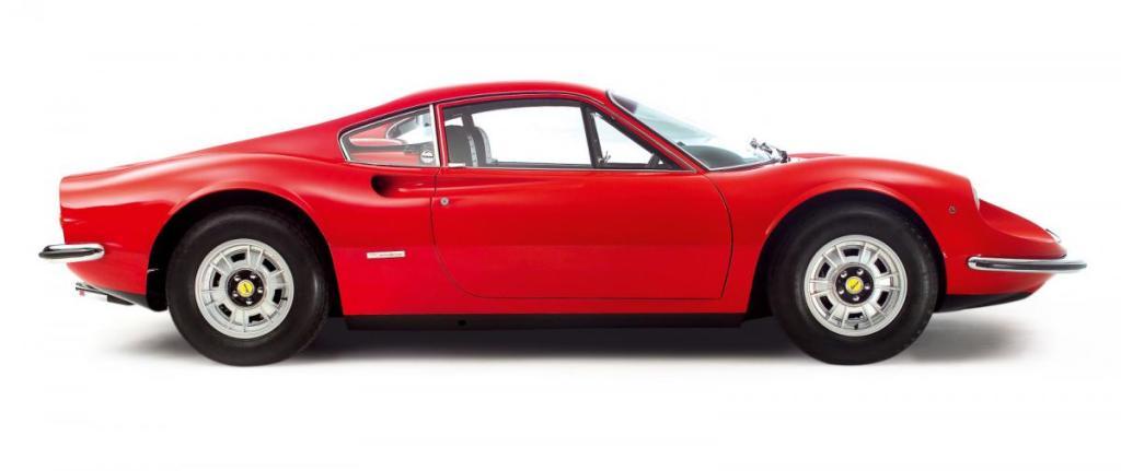 Juguetes de niños grandes: Ferrari Dino 246 GT