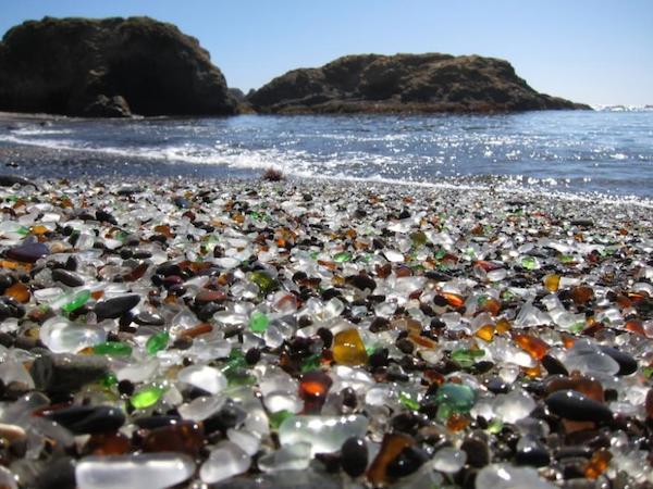 20 de las playas más raras del mundo para tu próximo viaje