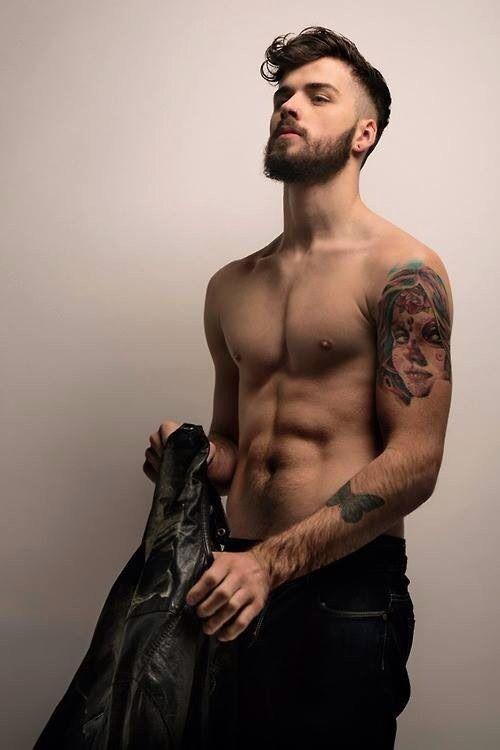 ¿Cómo lucir una barba 100% varonil?