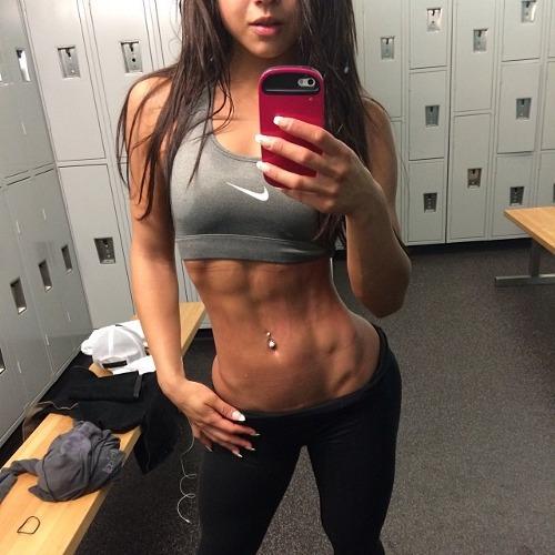 Las chicas del gym están mejor que nunca