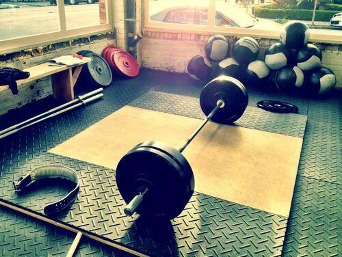 momento para hacer ejercicio