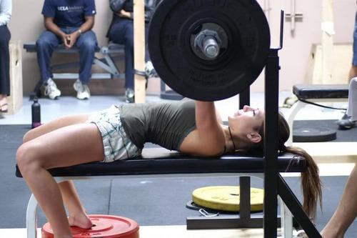 Motivación para el gimnasio con las mejores chicas del gym