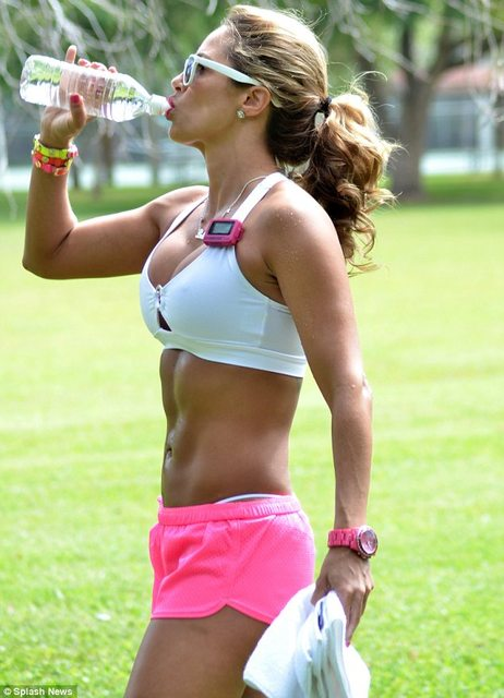 Motivación para el gym con las mejores chicas del gimnasio