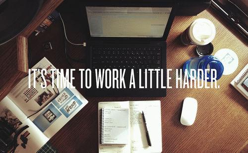 cómo concentrarte para hacer un trabajo