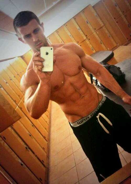 abdomen de six pack