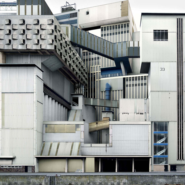 Arquitecturas Imposibles de Filip Dujardin