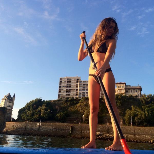 Chicas del Gym edición Surf Anastasia Ashley