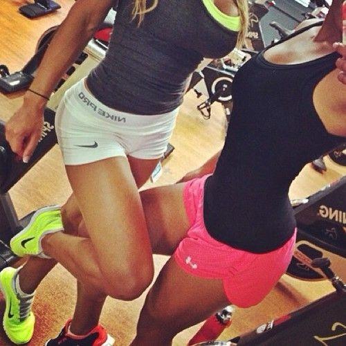 Al gym en Nike Pro