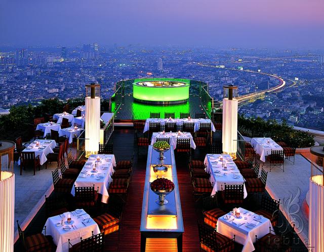 Top 10 RoofGardens del mundo