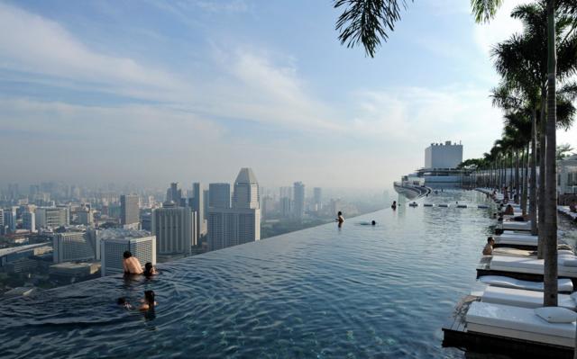Top 10 Roof Gardens del mundo