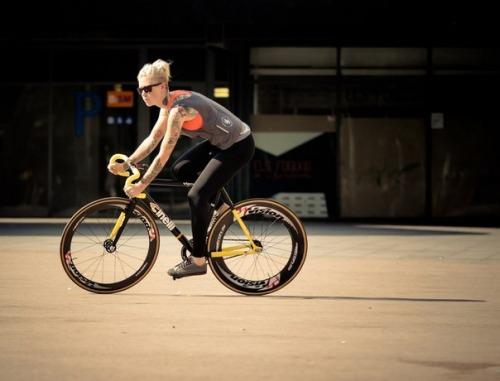 Ciclismo entrenamiento
