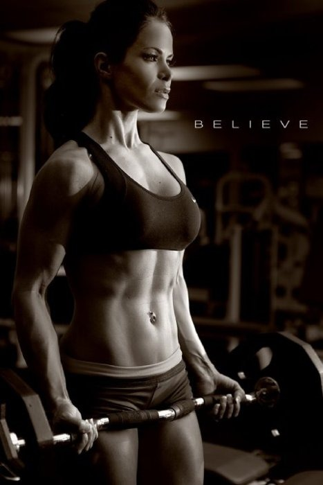 Belive #fit