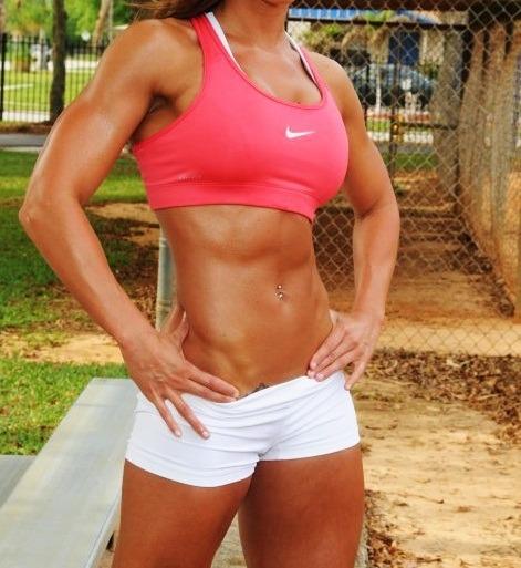 Cuerpo de gym