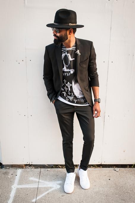 Frases de moda y estilo para hombre