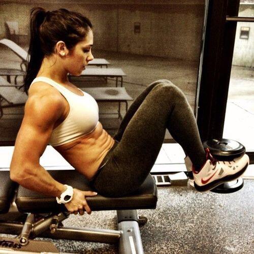 Aumenta tu frecuencia cardiaca con las chicas del gym
