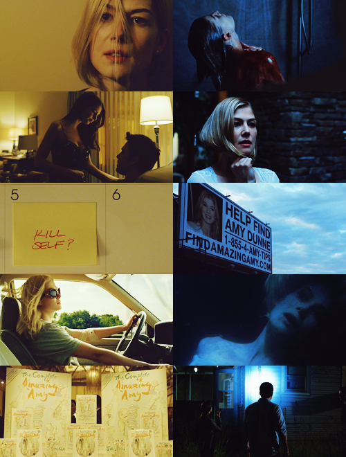 Gone Girl de Gillian Flynn 2
