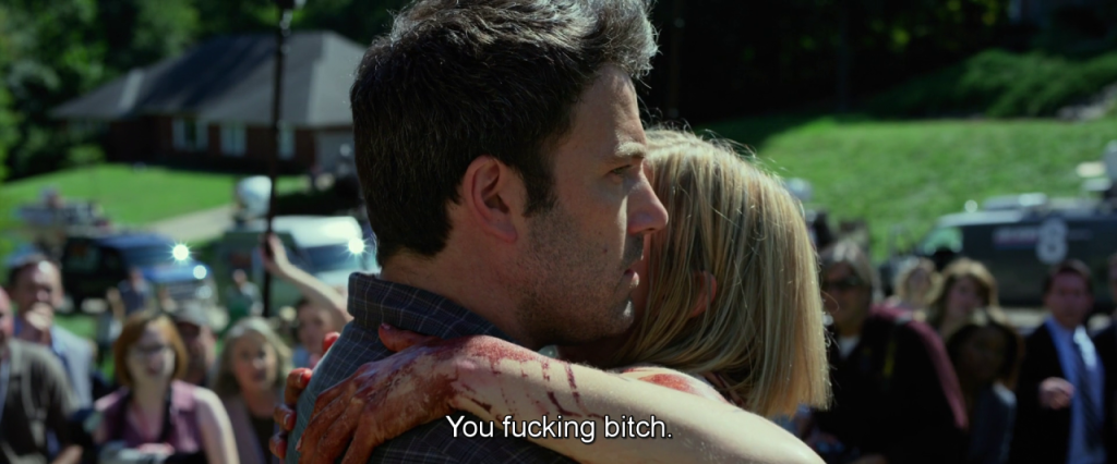Gone Girl de Gillian Flynn 4