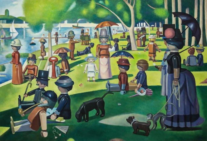Pierre-Adrien-Sollier-A-Sunday-on-La-Grande-Jatte-686x469
