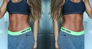 Nike Pro yoga pants