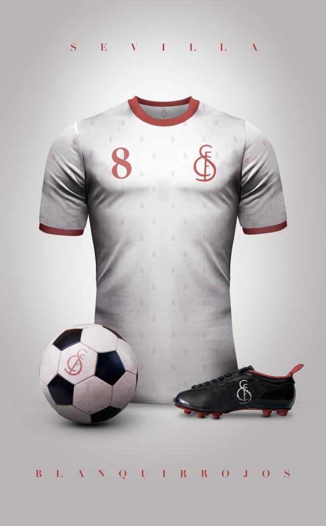 Sevilla Fútbol Vintage