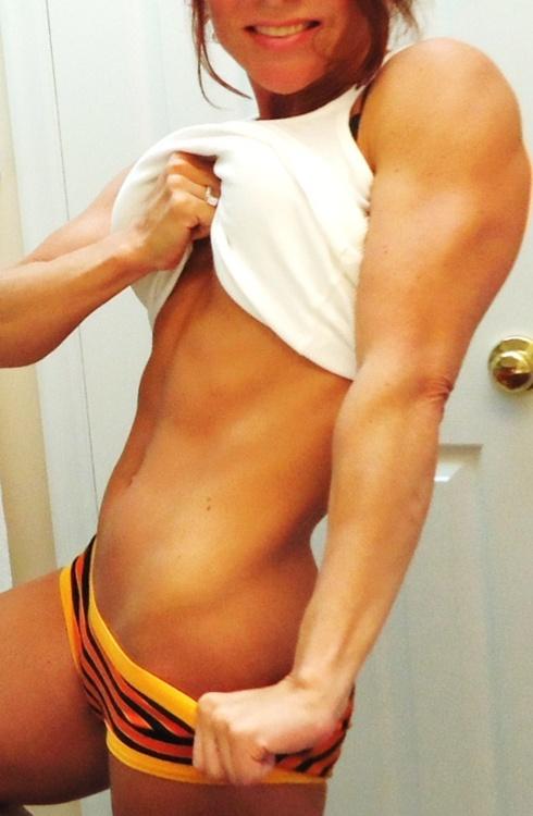 También tenemos a las guapas del CrossFit