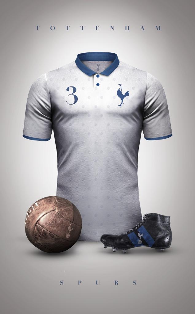 Diseño: Playeras de Fútbol.