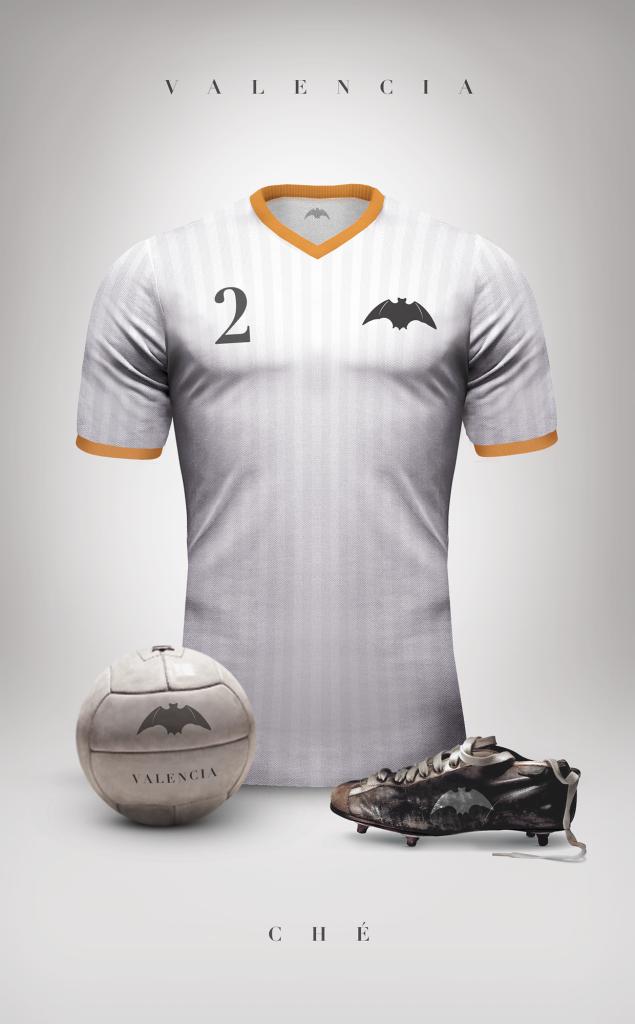 Valencia Fútbol Vintage
