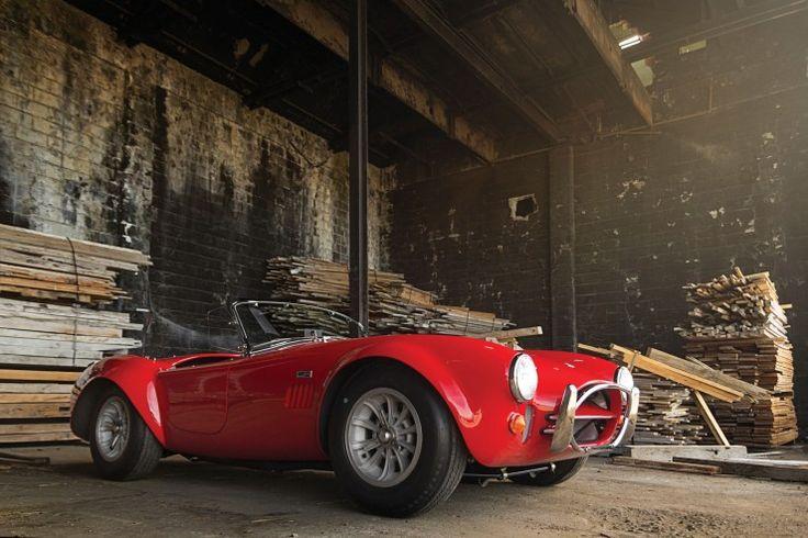 Los 10 mejores Carros Clásicos de los sesentas
