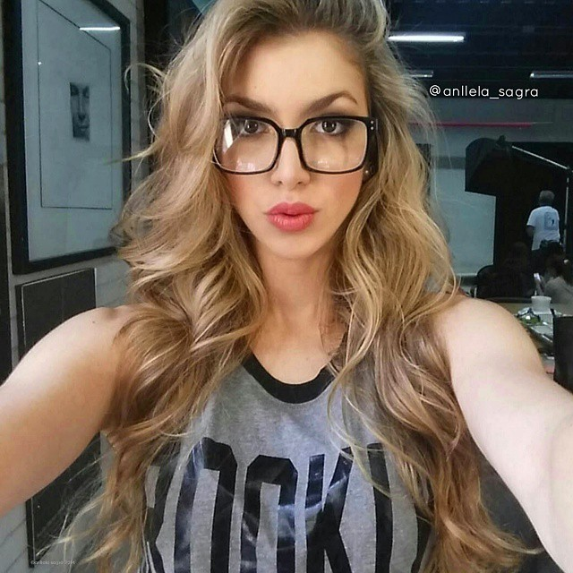 Sexy Anllela Sagra