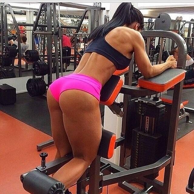 Ellas sí van al Gym 6 (30 fotos)