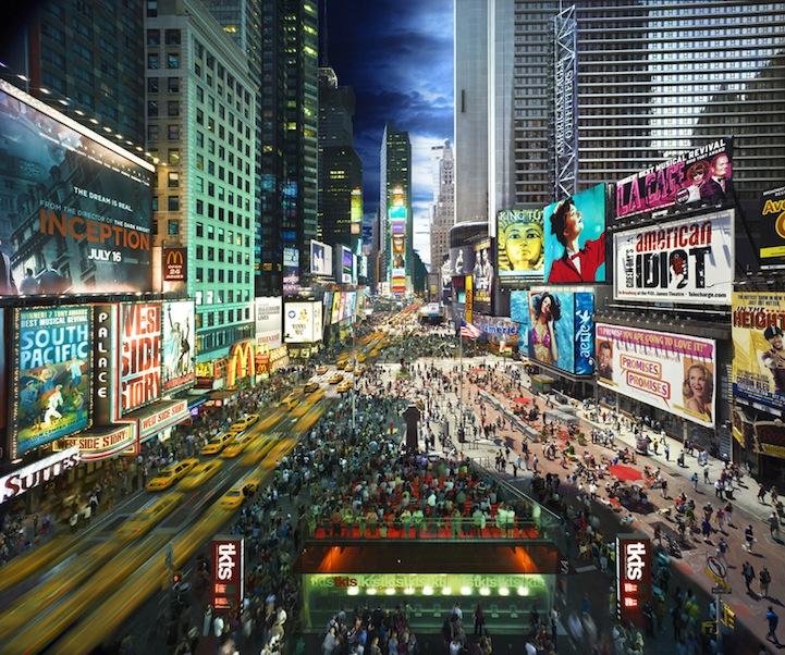 Increíbles fotos de Nueva York de Stephen Wilkes