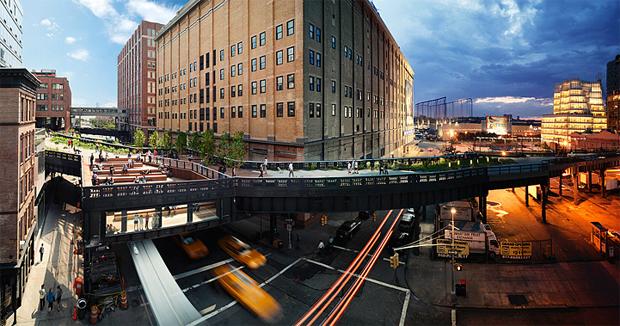 Increíbles fotos de Nueva York de día y de noche por Stephen Wilkes