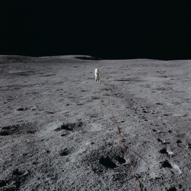 16 Fotos de viajes a la luna
