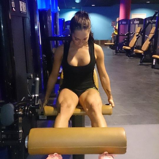 Ellas son las más fuertes del gym