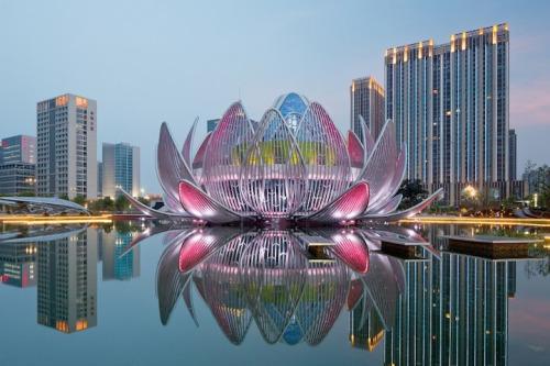 La Flor de Loto, China
