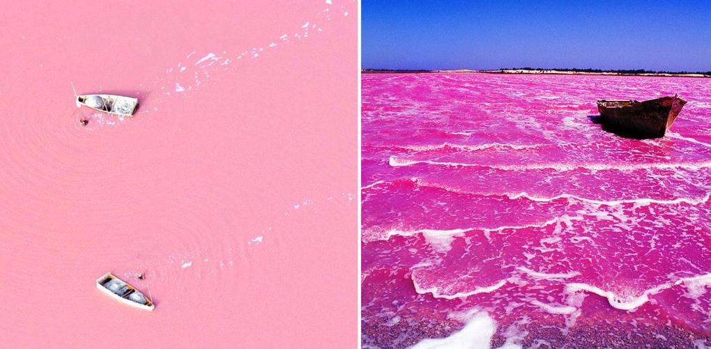 Los 10 lugares más coloridos del planeta