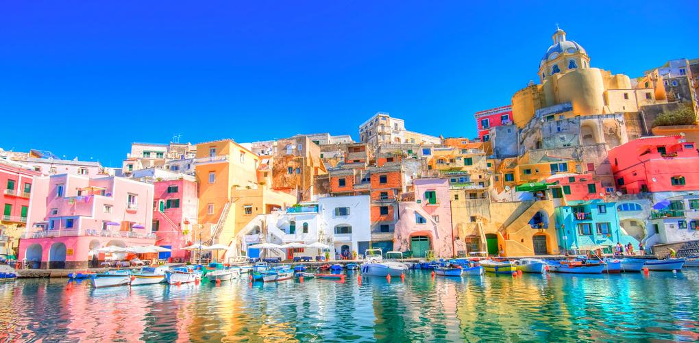 Los 10 lugares más coloridos del mundo