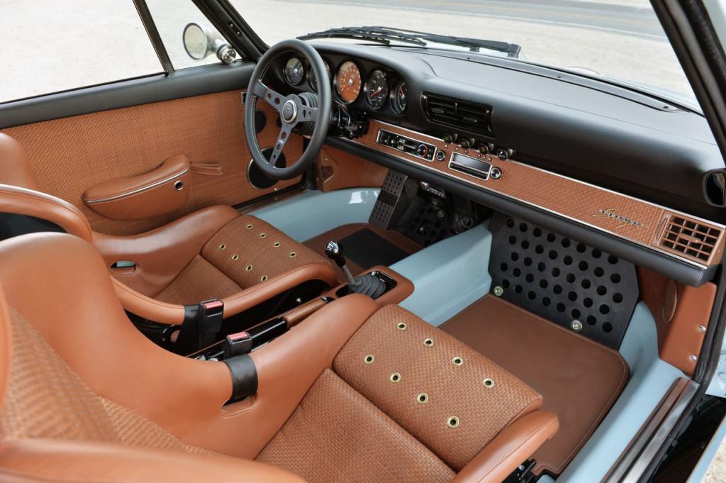 Porsche personalizado por Singer Vehicle Design