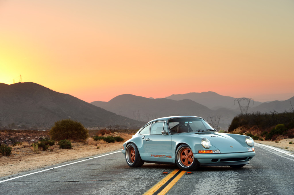 Porsche personalizado por Singer Vehicle Design